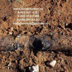 Испытание высоковольтного кабеля, поиск повреждения кабеля 6 кВ. в земле. г. Балашиха, Московская область