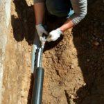 Монтаж муфт при ремонте кабельных линий